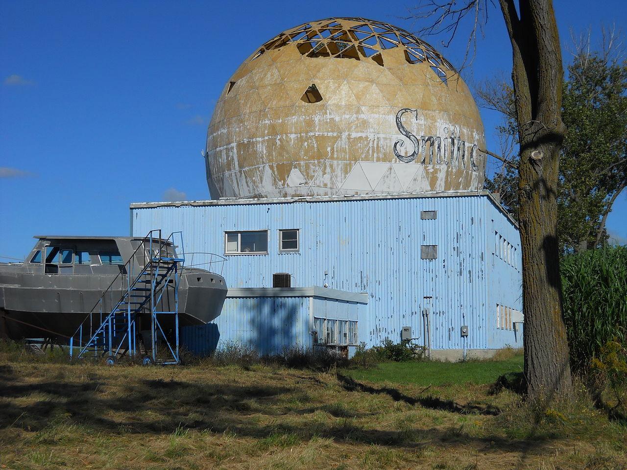 Brampton Ontario Abandoned Radar Station