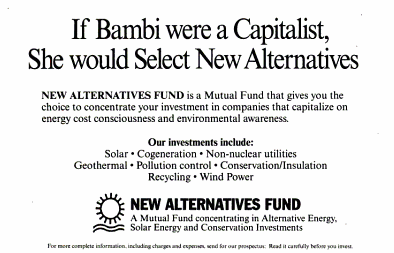 Bambi Capitalist