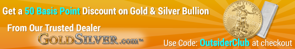 Free Shipping from GoldSilver