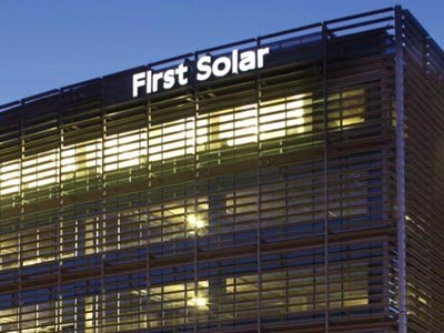 firsttsolar