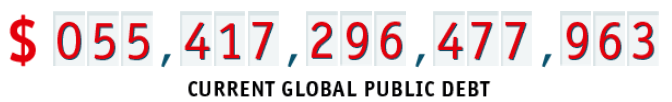 World Debt Clock