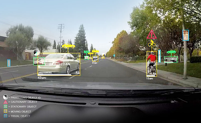 A New Player In Self Driving Cars