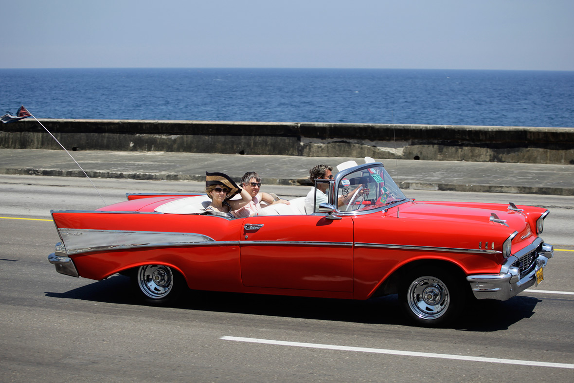 Investing in cuba for American classic realty