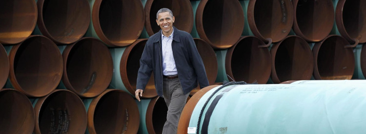 The Real Reason Obama Rejected Keystone XL