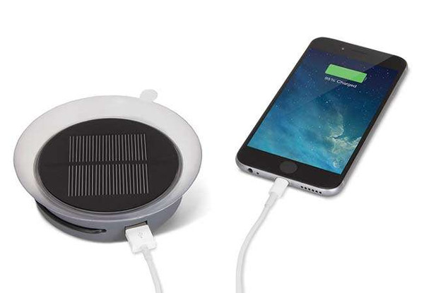 The Internet Of Things Goes Solar Powered