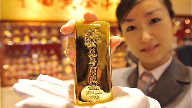 Image result for Chinese Bank gold