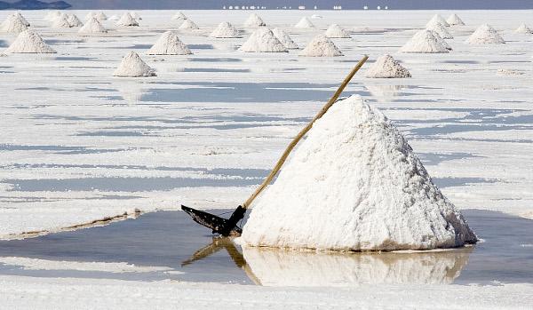 Pile of Lithium