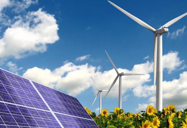 Renewable Solar Wind