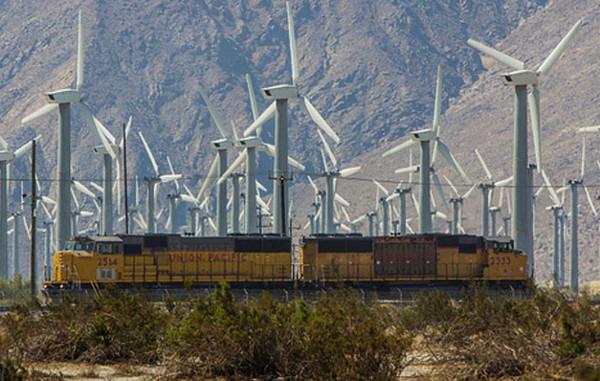 Wind Train
