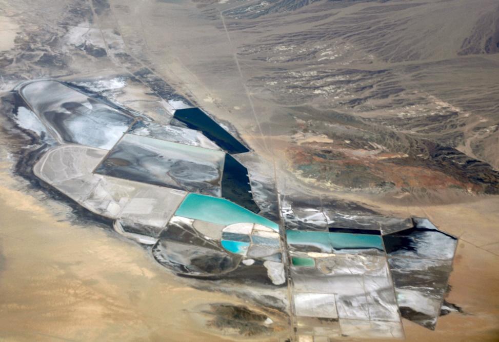 Clayton Valley Lithium