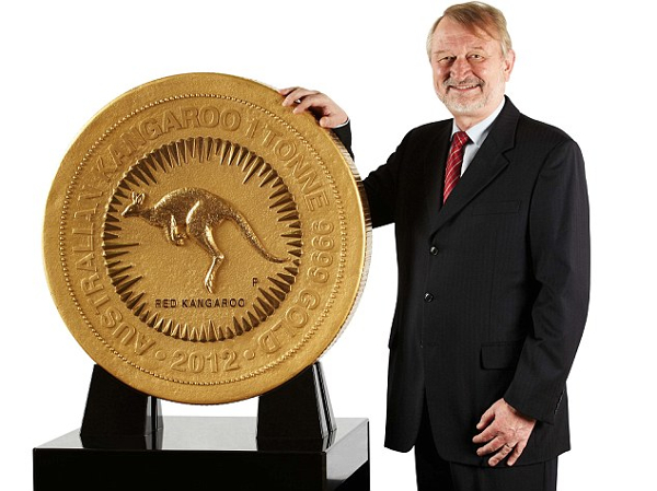 World's Largest and Most Expensive Gold Coin