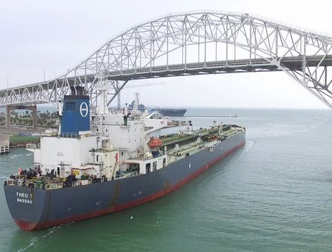 Corpus Christi Oil Export