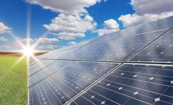 Solar Panels Sunny