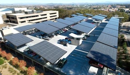 Renewable Parking