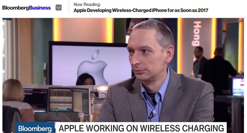 Apple Goes Wireless