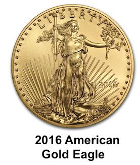 gold eagle 2016 2