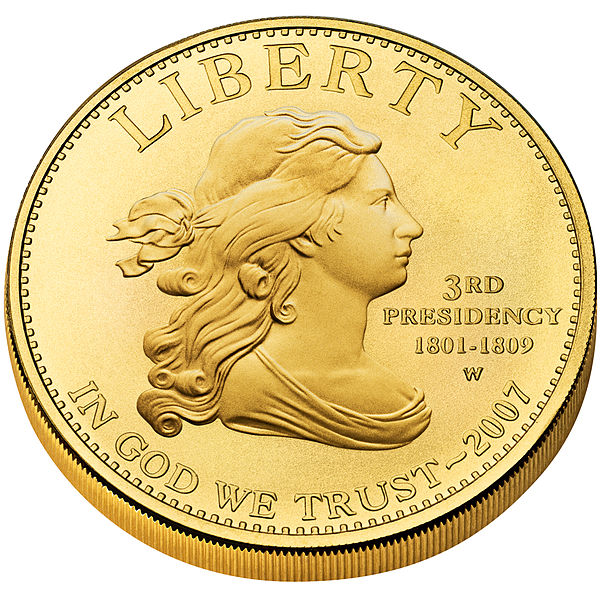 2007 Thomas Jefferson's Liberty