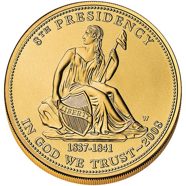 2008 Martin Van Buren's Liberty