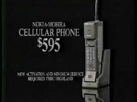 90's cell phone