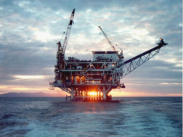oil rig holly