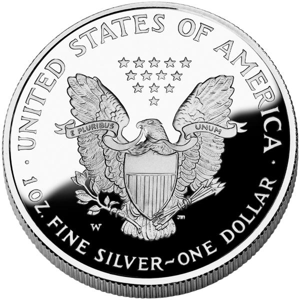 silver eagle 1