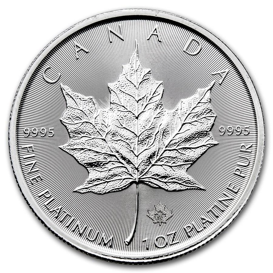 2016 Canadian Platinum Maple Leaf