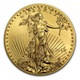 2016 1%2F10 American Gold Eagle Obverse Actual Size