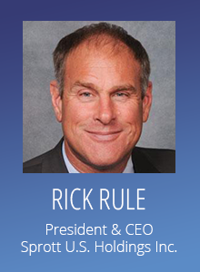 Rick Rule Sprott Gold Silver