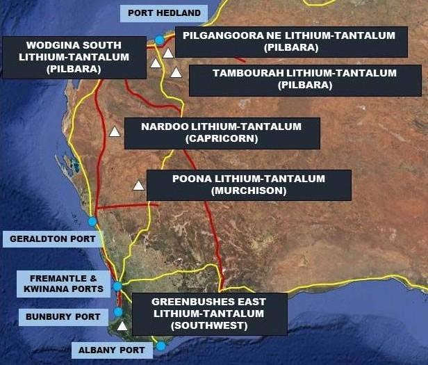 Australia Lithium