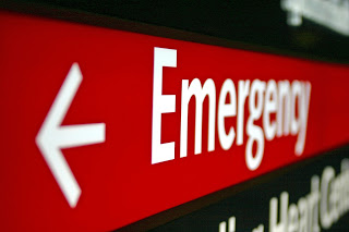 10 Signs of Emergency Health Problems