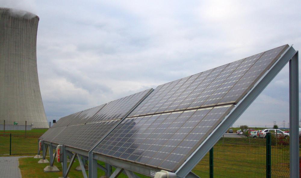 Nuclear Solar