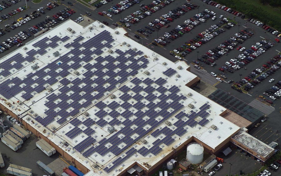Solar Walmart