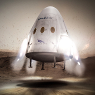 SpaceX Dragon_190x190