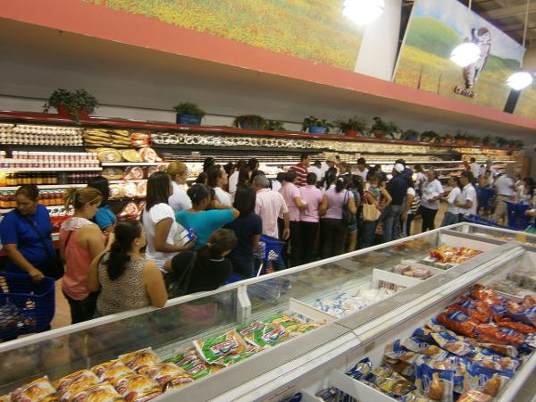 Venezuela market