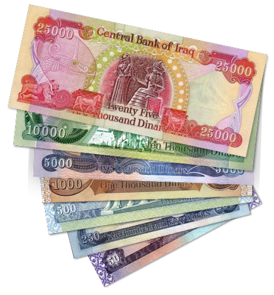 Get Rich With The Iraqi Dinar