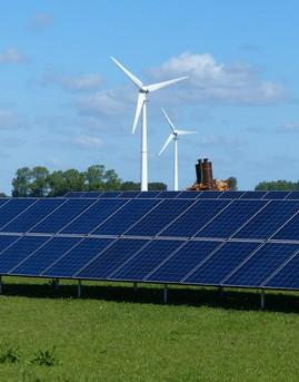 Wind Solar Farm