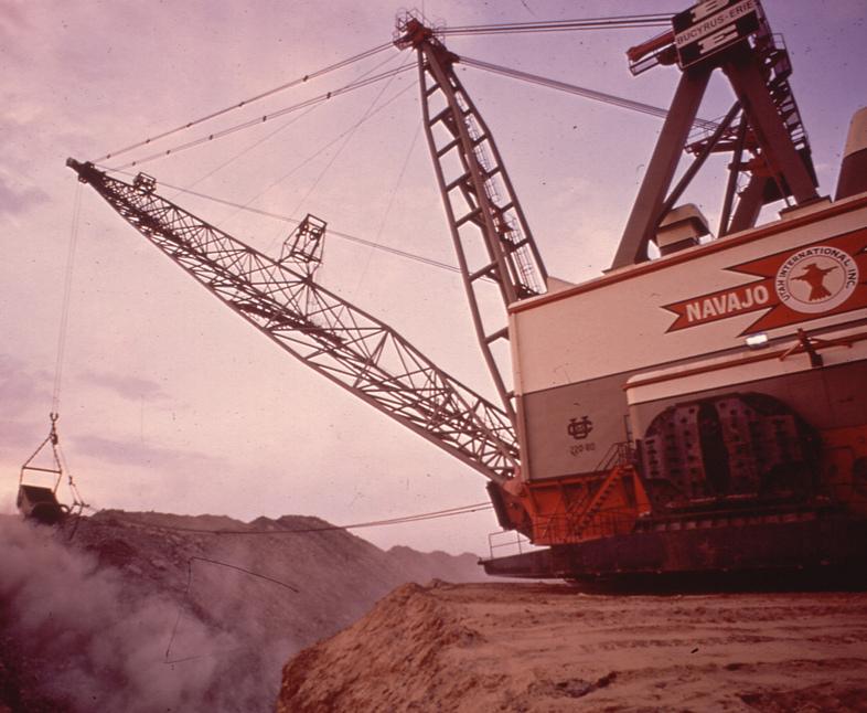 Navajo Coal Mining