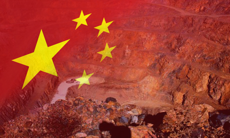 china and rare earth and stuff China uses its near monopoly on rare earth metals, which are found in  the  things we're doing here are pretty conventional, he says of the.
