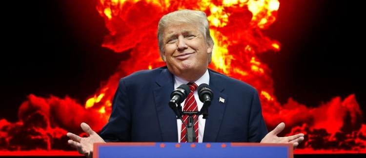 Donald Trump Will Drop The Bomb  U2013 3 Reasons Why