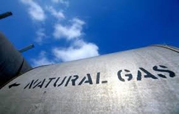 natural gas 132