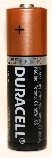 Duracell Lead Acid Battery
