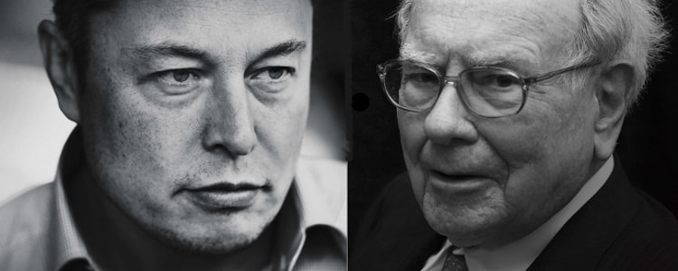 Musk vs. Buffett: Round 1