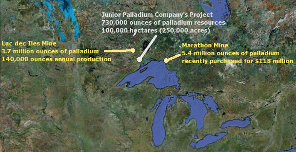September 2010 Great Lake Map 600x308