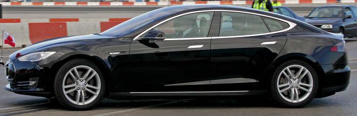 Tesla S Hydrogen