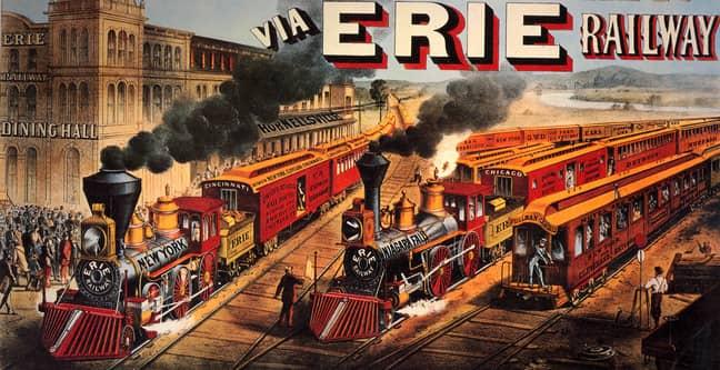 erie railroad