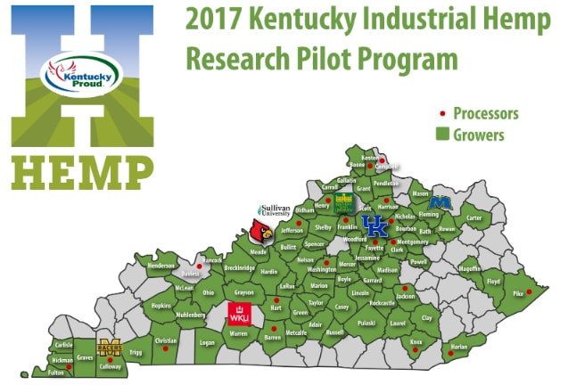 kentucky hemp map