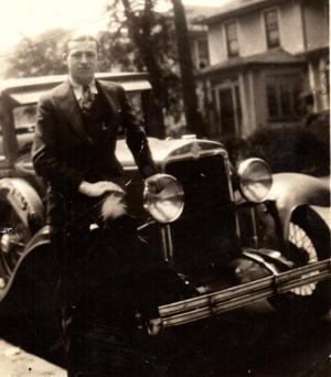 Charles Mizrahi Grandfather Arriving to New York